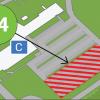 Fermeture partielle du stationnement P4 du Pierre-Boucher (soirs et fins de semaine)