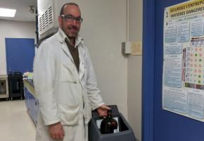 Nouveau processus de récupération du verre dans les laboratoires