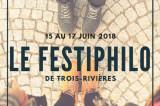 FestiPhilo: le dernier-né des festivals de Trois-Rivières
