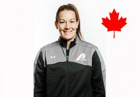 Lambert devient la première joueuse de soccer des Patriotes nommée sur une équipe d'étoiles canadiennes