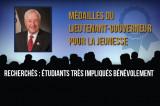 Appel de candidatures – Médailles du Lieutenant-gouverneur 2020