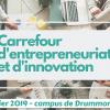 Le CEI – Carrefour d'entrepreneuriat et d'innovation au campus de Drummondville