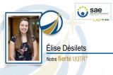 Élise Désilets, notre Fierté UQTR