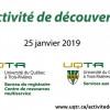 Vendredi 25 janvier 2019 – Visite du Bureau du registraire et des Services aux étudiants