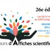 Lancement d'une 26e aventure pour le Concours d'affiches scientifiques