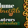Plume et bretzels: pour célébrer les auteurs de l'UQTR!