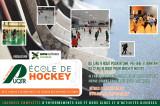 Les inscriptions à l'École de hockey des Patriotes sont commencées.