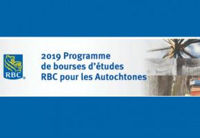 Bourses d'études RBC pour les étudiants Autochtones – 2019