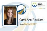 Carol-Ann Rouillard, notre Fierté UQTR