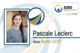 Pascale Leclerc, notre Fierté UQTR