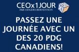 CEOx1Jour est à la recherche des meilleurs étudiants au Canada