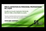 Appel de candidatures: prix à l'intention du personnel professionnel de l'UQTR