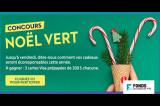 Concours Facebook «Pour un Noël écoresponsable, partage tes idées! »