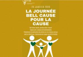 La Journée Bell Cause pour la cause 2020 à l'UQTR