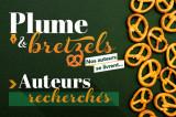 Plume & bretzels: inscriptions en cours pour faire rayonner les auteurs de l'UQTR!