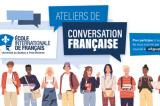 Ateliers de conversation française gratuits pour la communauté universitaire et trifluvienne