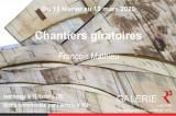 Exposition du sculpteur François Mathieu « Chantiers giratoires »