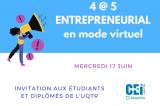 4 @ 5 entrepreneurial