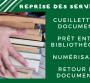 Bibliothèque : Les documents accessibles de nouveau !