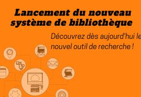 Accueillez Sofia, le nouvel outil de recherche de la Bibliothèque!