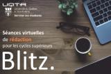 Blitz virtuel de rédaction pour les cycles supérieurs