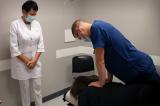 Réouverture des cliniques universitaires en santé de l'UQTR