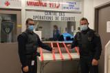 Visiteurs externes: enregistrement obligatoire au Centre des opérations de sécurité