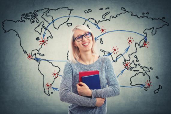 Séances d'information pour les études et stages à l'international