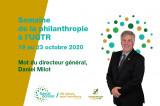 Semaine de la philanthropie à l'UQTR