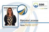 Maryska Lacasse, notre Fierté UQTR