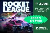 Tournoi de Rocket League: plusieurs prix à gagner!
