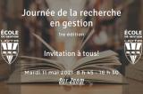 1re édition – Journée de la recherche en gestion
