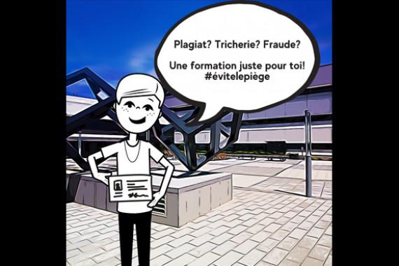 Une attestation pour les étudiants sur le plagiat, la tricherie et la fraude!