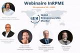 Dévoilement du rapport Global Entrepreneurship Monitor 2020