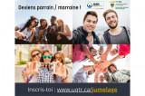 Programme de Jumelage UQTR – Deviens parrain / marraine!