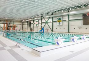 La piscine du CAPS de l'UQTR est maintenant prête