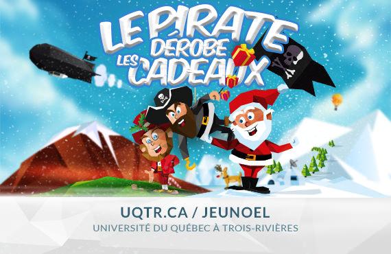 jeu noel uqtr 2018 Relevez le défi du nouveau jeu de Noël de l'UQTR | En Tête UQTR jeu noel uqtr 2018