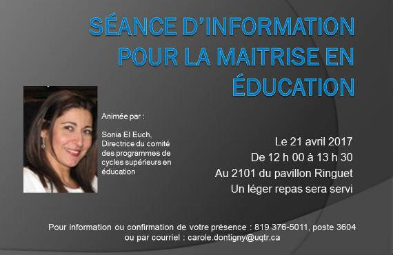Rencontre pme education