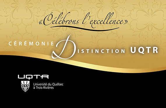 Cérémonie Distinction UQTR 2017