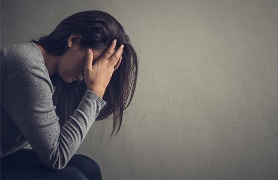 أعراض الاكتئاب المبتسم
