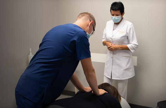 Universités - Les cliniques universitaires sont ouvertes : pour un accès rapide et sécuritaire aux soins de santé